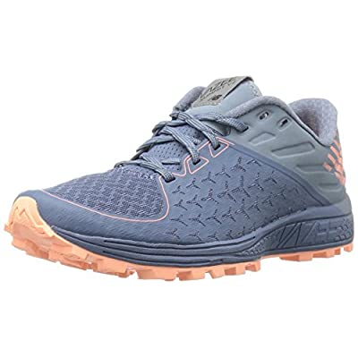 New Balance Women's Vazee Summit V2 Trail Running Shoe Runner, Deep Porcelain Blue/Reflection, 6.5 B US | Trail Running