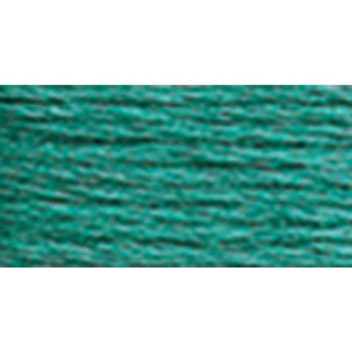 Dmc 117 3848 Mouline Stranded Cotton Six Strand Embroidery Floss Thread  Medium Teal Green  8 7 Yard