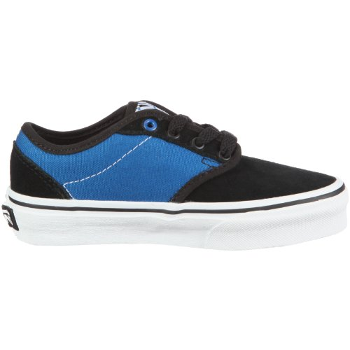 Vans Atwood VKI53XO - Zapatillas de ante para niño Negro