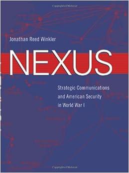 Descargar Elitetorrent Nexus - Strategic Communications And American Security In World War I Epub Gratis En Español Sin Registrarse
