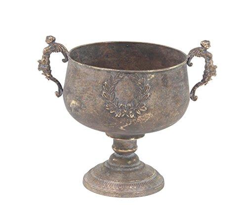 metal urn planter - 7