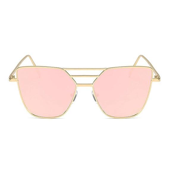 Newin Star Moda Las gafas de sol de moda marco de metal ...