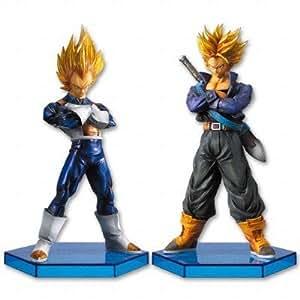 Dragon Ball Kai DX Figure ~ THE LEGEND OF SAIYAN ~ all set of 2 (japan import)
