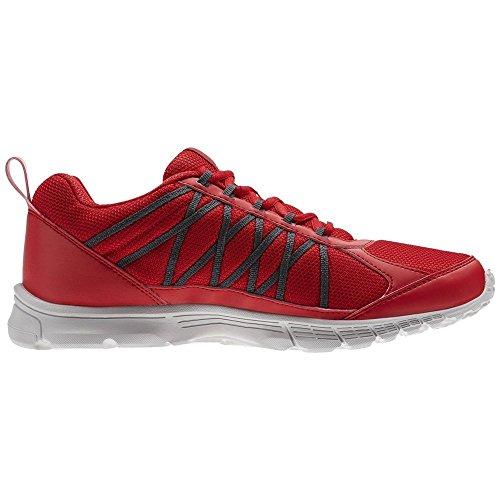 Reebok Speedlux 2.0, Zapatillas de Running para Hombre Rojo (Primal Red / Coal / Skull Grey / Silver)