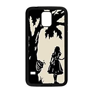 Alice anime cartoon Cell Phone Case for Samsung Galaxy S5