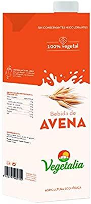 Vegetalia, Bebida de arroz (Avena) - 10 de 1000 ml. (Total 10000 ...