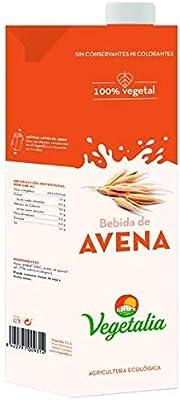 Vegetalia, Bebida de arroz (Avena) - 10 de 1000 ml. (Total 10000 ml.): Amazon.es: Alimentación y bebidas