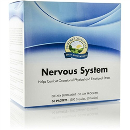 Nature's Sunshine Nervous System Pack (30 day/d'ias) Review