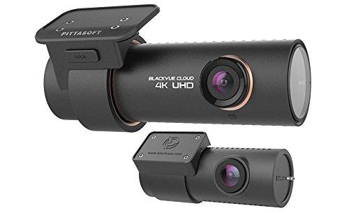 BlackVue DR900S-2CH 16GB 4K 2 Channel Dashcam Black box/Car