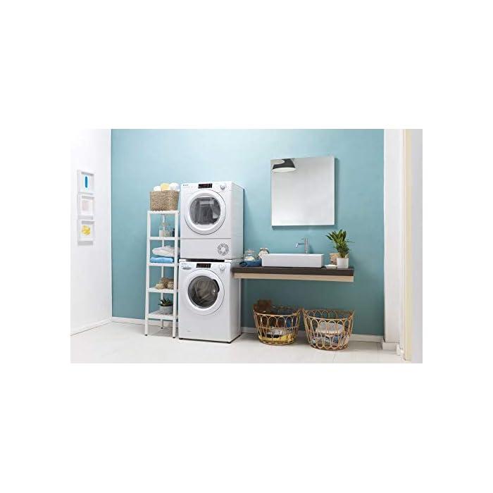 41%2B1dIObUML Haz clic aquí para comprobar si este producto es compatible con tu modelo Puerta XXL, grande y alta: Di adiós a los dolores de espalda mientras introduces y extraes la colada de la lavadora Lavadora conectada a NFC: Conecta tu lavadora con la App Simply-Fi y conecta la lavadora desde tu móvil o por órdenes de voz y descarga nuevos ciclos de lavado