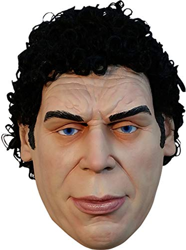 Trick or Treat Studios WWE Andre the Giant Mask Halloween Costume Accessory, One Size -