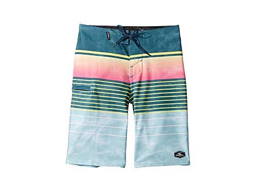 O'Neill Kids Boy's Hyperfreak Heist Swim Shorts (Big Kids) Dark Blue 23 (Big Kids)