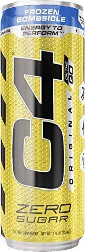 Cellucor Original Carbonated Workout Bombsicle product image
