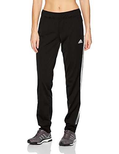 Black Pants Cuff (adidas Women's Designed 2 Move Cuff Pants, Black/White, Medium)
