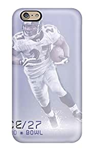 1731814K31786927 Iphone 6 Hard Back With Bumper Silicone Gel Tpu Case Cover Ray Rice