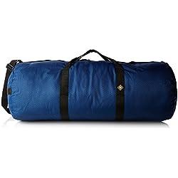 Northstar Sports 1050 HD Tuff Cloth Diamond Ripstop Series Gear and Duffle Bag, 16 x 40-Inch, Pacific Blue