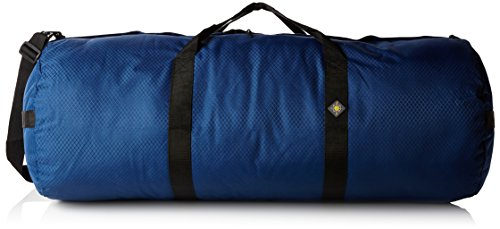 Baseball Duffle Bags (NorthStar Sports 1050 HD Tuff Cloth Diamond Ripstop Series Gear and Duffle Bag, 16 x 40-Inch, Pacific Blue)