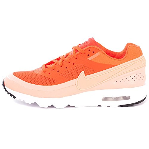 Naranja Mujer Pnk W Nike Crmsn Atmc blk Deporte white Brght BW para Ultra Zapatillas de MAX Air vB6znBU