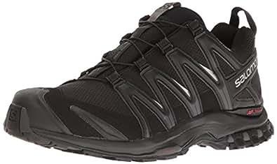 Salomon Men's XA Pro 3D CS Waterproof Trail-Runners, Black, 10 M US