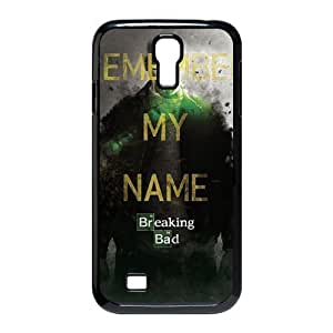 C-EUR Customized Breaking bad Pattern Protective Case Cover for Samsung Galaxy S4 I9500