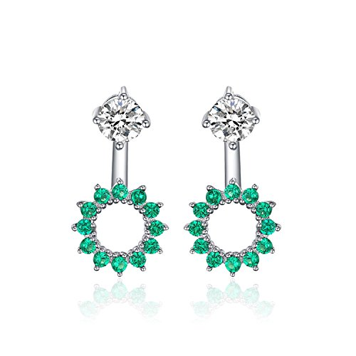 Tiffany Emerald Earrings - 5
