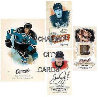2008/09 Upper Deck NHL Champs Hockey Hobby Box