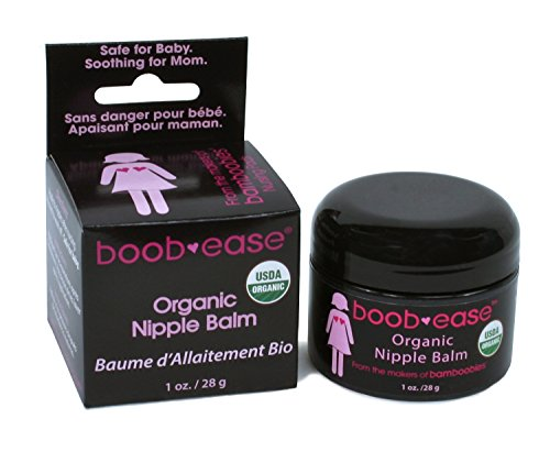 Bamboobies Boobease Natural Nipple Balm - 1 oz