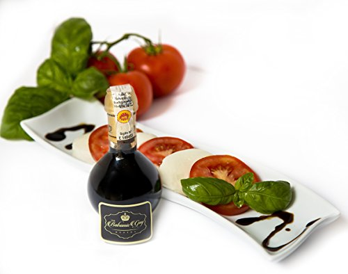 Balsamic Vinegar of Modena Traditional 25 year old DOP certified. Highest score from The Consortium of Modena. Aceto Balsamico Tradizionale Extra Vecchio. On Sale Now. by The Balsamic Guy (Image #4)