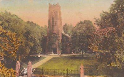 E4802 VA, Staunton Trinity Episcopal Church Postcard