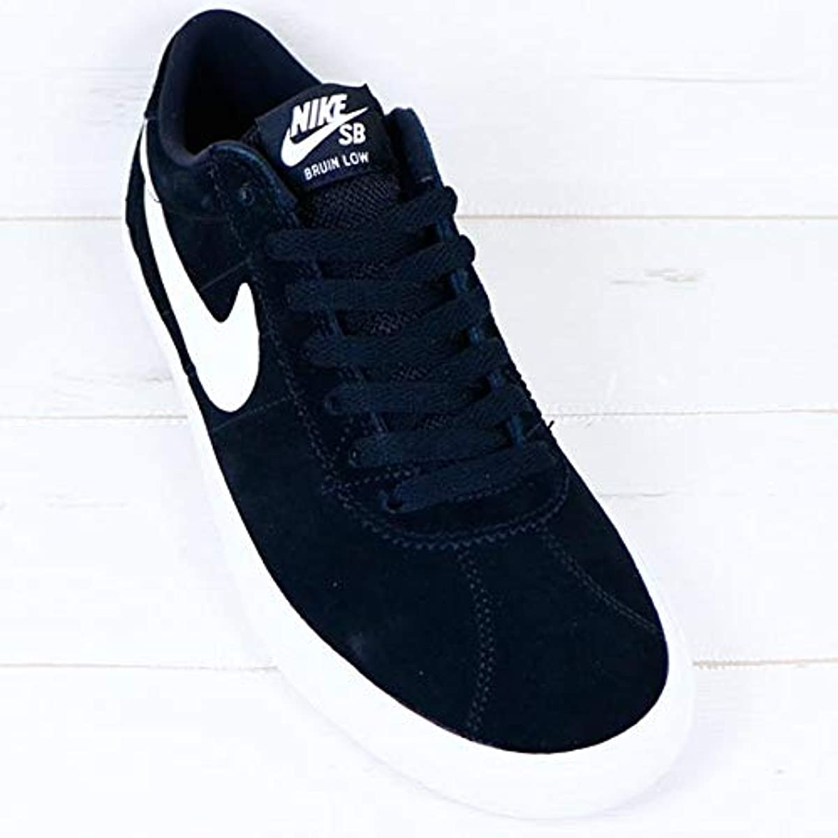 [해외] 나이키 SB 17FA 레이디스 스케이트 보드 슈즈 AJ1440-001 BRUIN LOW 블루 인 로