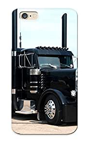Iphone 6 Case - Tpu Case Protective For Iphone 6- 2001 Peterbilt 379 Case For Thanksgiving's Gift