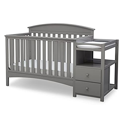 fresh tables attached furniture i with cribs dresser changing convertible crib table baby changer combo viewing black in sets and set