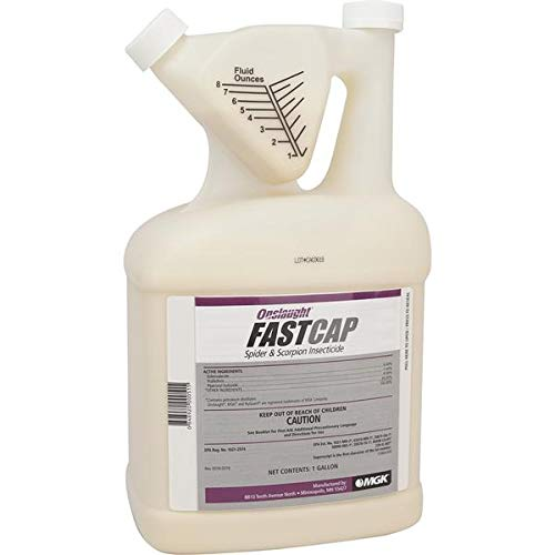 Onslaught FastCap Spider and Scorpion Insecticide 1 Gallon ()