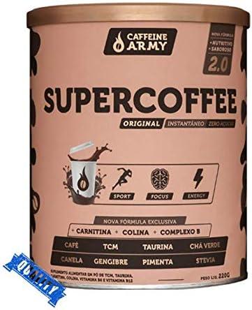 Supercoffee 220g - Caffeinearmy