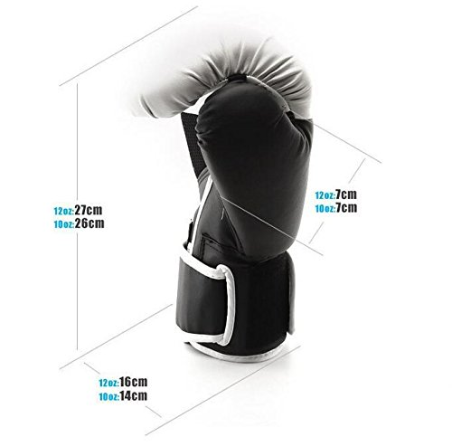 TTYY Boxing Gloves Comprehensive Fighting Thai Boxing Karate Fitness Training Protection, B by TTYY (Image #1)