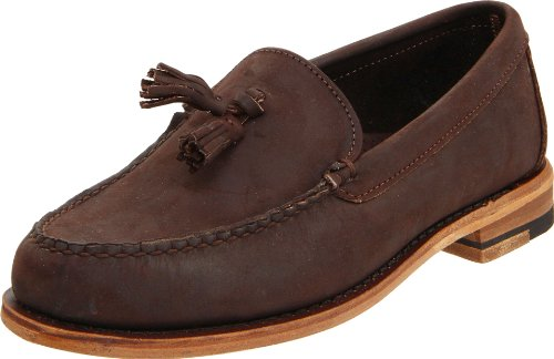 Sebago Mens Kerry Tassel Moc Dark Brown