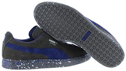 Puma 352634, Zapatillas Unisex Adulto Steel Gray-Clematis Blue
