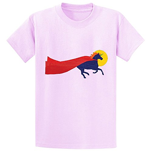 Unicorn Dreams Run Unisex Crew Neck Personalized Tees Pink