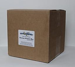 3-Liter American White Oak Barrel Irish Whiskey Kit with Cleaning Kit