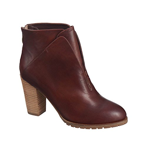Lugg Women's 615 Low Leather Antelope Overlay Cut Chestnut xAYdqnHz