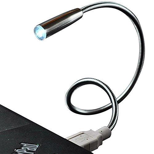 [해외]PC 노트북 노트북을위한 유연한 유니버설 미니 LED USB 라이트 램프 읽기 여행/Flexible Universal Mini LED USB Light Lamp Reading Travel for PC Laptop No