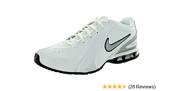 610007402347d NIKE Men s Reax Trainer III Synthetic Leather Training Shoe