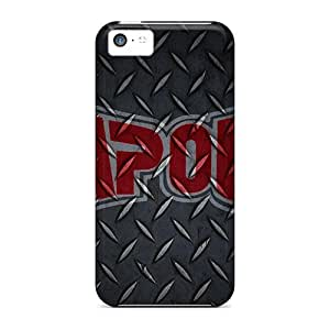 New Hard Cases Premium Iphone 5c Skin Cases Covers(tapout)