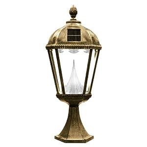Amazon.com : Gama Sonic Royal Solar Outdoor LED Light