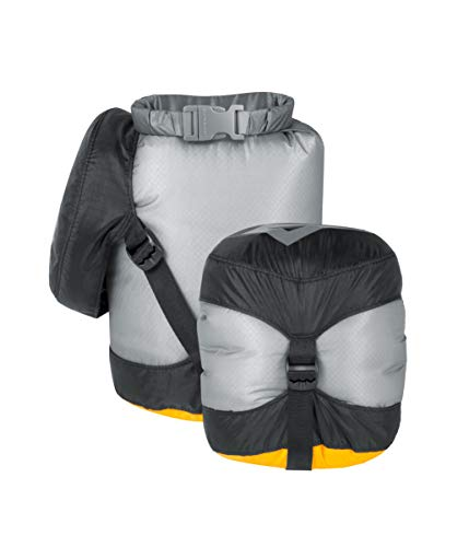 Sea to Summit Ultra-Sil Compression Dry Sacks, Grey, XS/6L