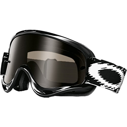 H2o Frame Goggle (Oakley XS O-Frame with Clear Lens included MX Goggles XS O Frame & Clear AF Lens (jet black , One Size))