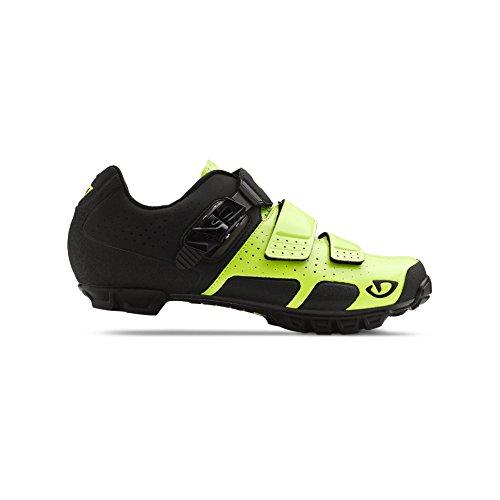 Giro Code VR70 MTB Fahrrad Schuhe gelb/schwarz 2016
