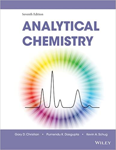 Analytical chemistry 7th edition 7 gary d christian purnendu analytical chemistry 7th edition 7 gary d christian purnendu sandy dasgupta kevin schug amazon fandeluxe Image collections