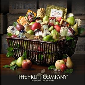 The Fruit Company® Oregon's Cascade Gift Basket Mother's Day Gift by The Fruit Company