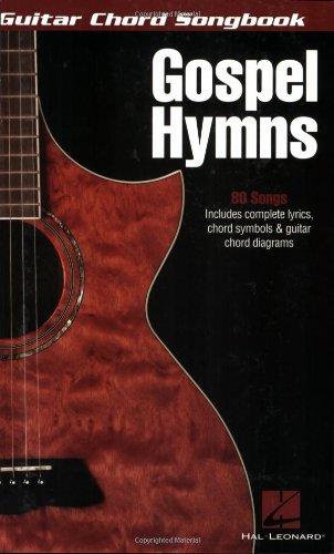 Gospel Hymns Guitar Chord Songbook (Guitar Chord cSongbook) (Hymn Book Gospel)